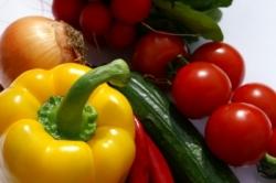 eiweißhaltiges Gemüse